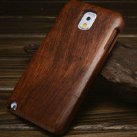 Pure wood case for Samsung Note 3, back case for Note3 for Note3 hard case
