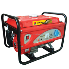 popular machinery manufacturer tiger gasoline generator tg950