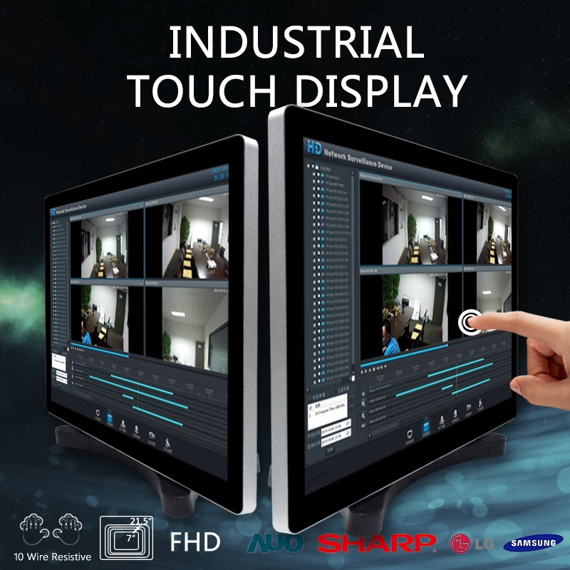 Factory wholesale lcd touchscreen internet lcd tv monitor