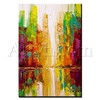 Handmade Modern Abstract Canvas Wall Art Painting