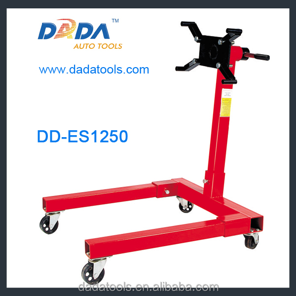 DD-ES1250 1000LBS Automotive Engine Stand, Car Rotating Engine Stand