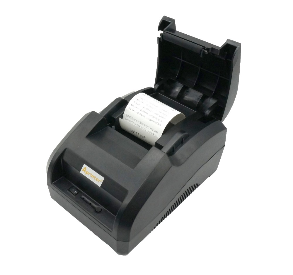 58mm pos thermal receipt printer for pos system