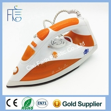 Wholesale temperature electric iron made laundry steam press iron