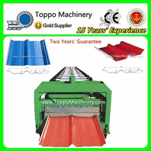 Clip Locked Aluminum Metal Roofing Roll Forming Machines for Sale