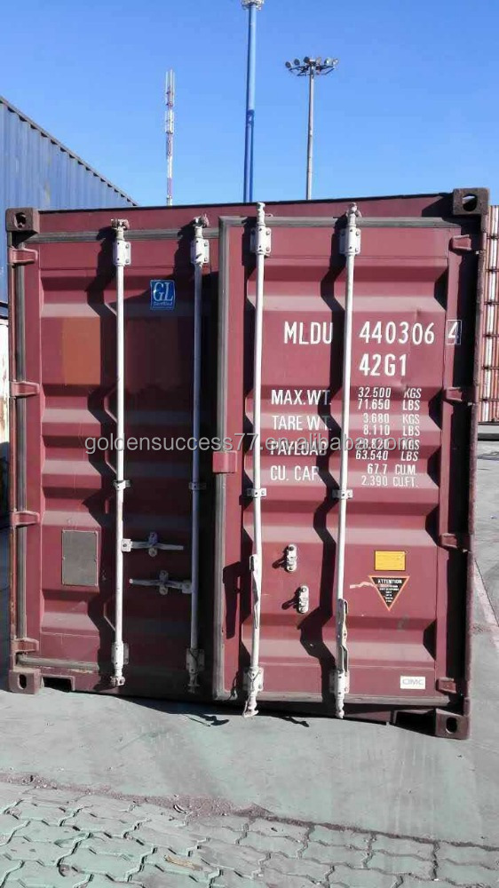 Tianjin used cargo container prices