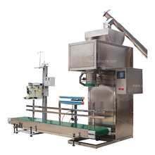 Open Mouth Bag Filling Machines for Powder 50kg with Clamp