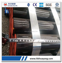 API 5L X52 ERW welded steel pipe for oil and gas carbon steel tube galvanized erw steel tube