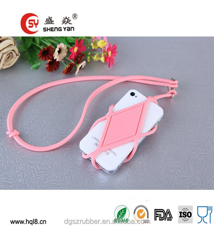 Customized color fashion comfortable silicone mobile phone cover