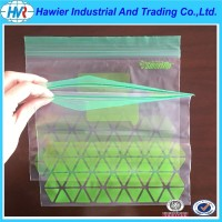 China Supplier PE custom printed plastic ziplock bag
