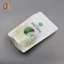 Custom Printed Clear Eco Friendly Medicine Packaging Poly Zip Lock Bags