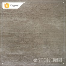 Made In China Top A Grade Low Price Silver Travertine