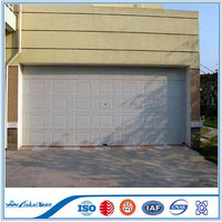 Finished Surface Finishing and Automatic,automatic,manual Open Style garage position sectional garage door