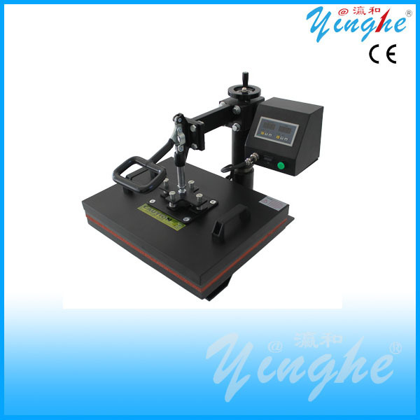 Heat Press Machine Transfer Image On Your T-shirts & Gifts Heat Transfer Machines