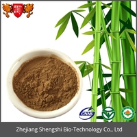 High quality pure natural herb plant bamboo leaf extract