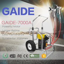 GAIDE-7000A electric paint sprayer images airless painting machine