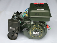 WSEPO 3KW Gasoline DC Battery Charging Generator System (48V/60V/72V Optional) for Electric Vehicle(E-Bike/E-Tricycle/E-Car)