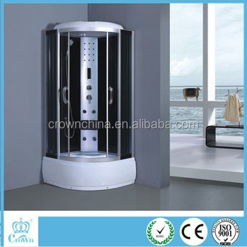 2015 New made in China walk in steam Shower cabin for doule person