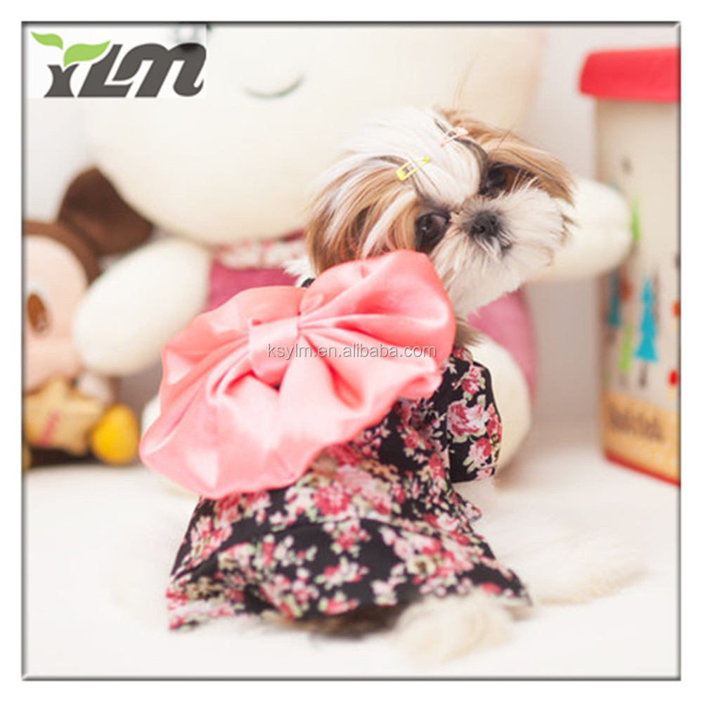 The Japanese Kimono Hot Selling Luxury Dog Clothes Pet Costume Puppy Apparel