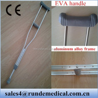 runde medical new style orthopedic crutch for disable