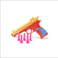 plastic Kid play toy gun