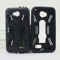 robot shell heavy duty defender combo hybrid case for ZTE Sonata Radiant Z740
