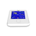Smart Formaldehyde detector pm10/pm2.5 DIGITAL indoor air quality detector