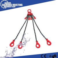 CHAIN SLING 13MM x 4MT x 4 LEG