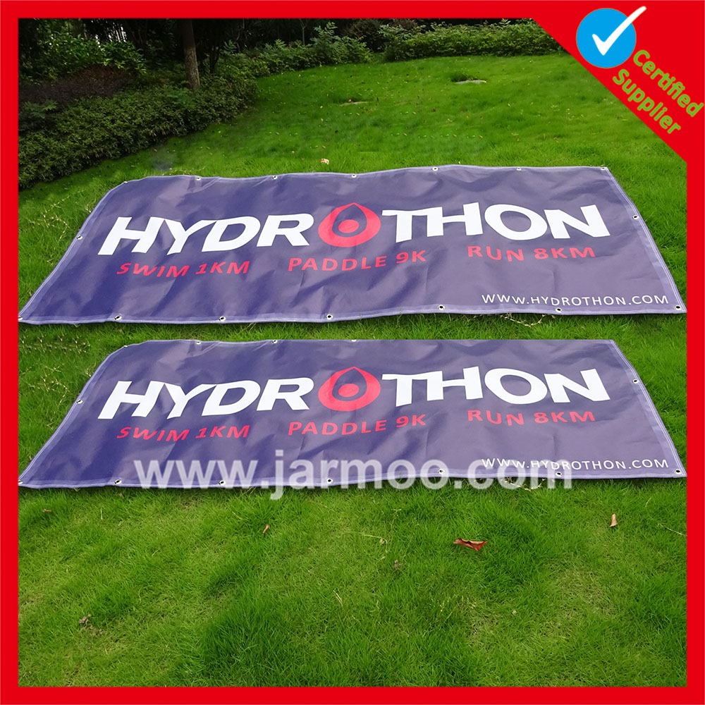 wholesale rolled pvc custom printed banner