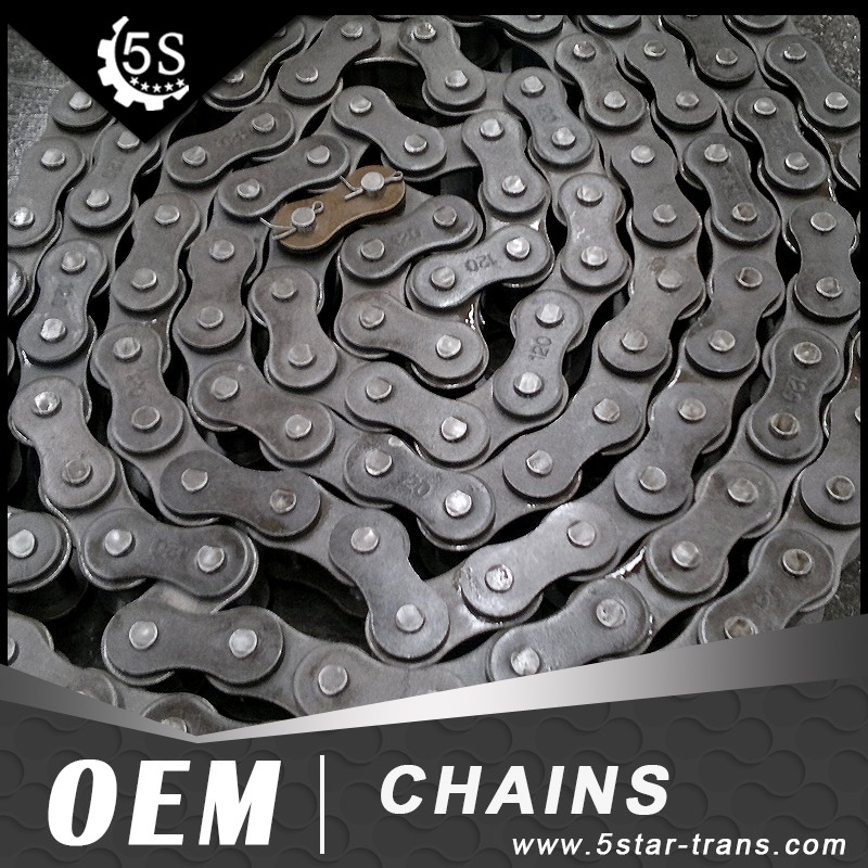 Manufacturer conveyor alloy steel roller chain 20a-1