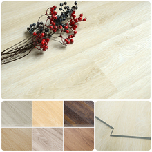 Colorful Interlocking Luxury Vinyl Tile Flooring