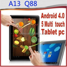 exhausted edition tablet PC 7inch AllwinnerA13 clearance offer brand-new once in the moon