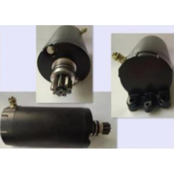 12V,CCW Rotation,9-Tooth Pinion Motorcycle Starter Motor