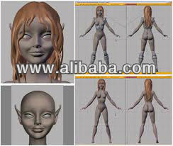 Animation Studios, Movies, Character Designing