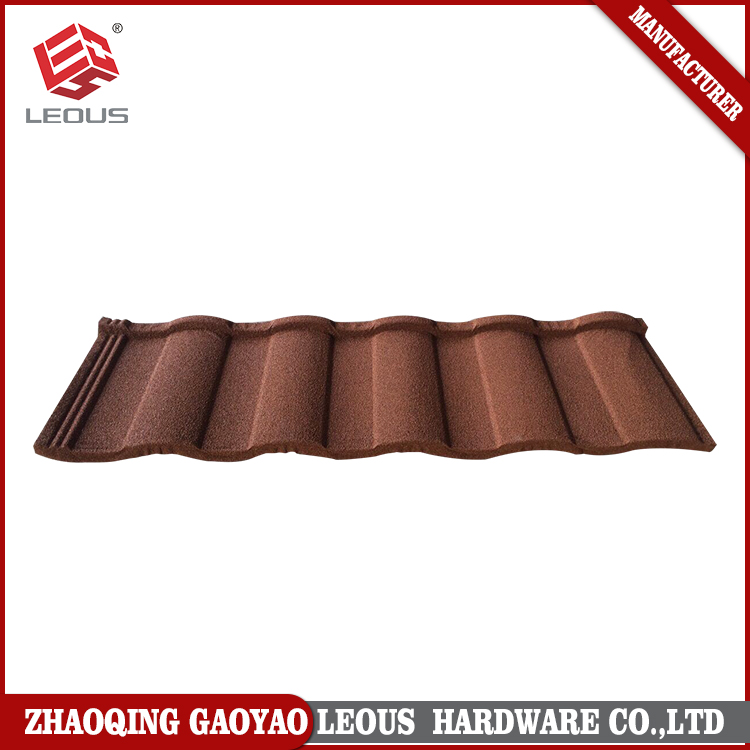 Roman Type Roof Tile,Stone coated metal roof tiles,Aluminum roofing