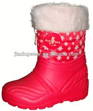 Fashionalble name brand winter fur boots for women