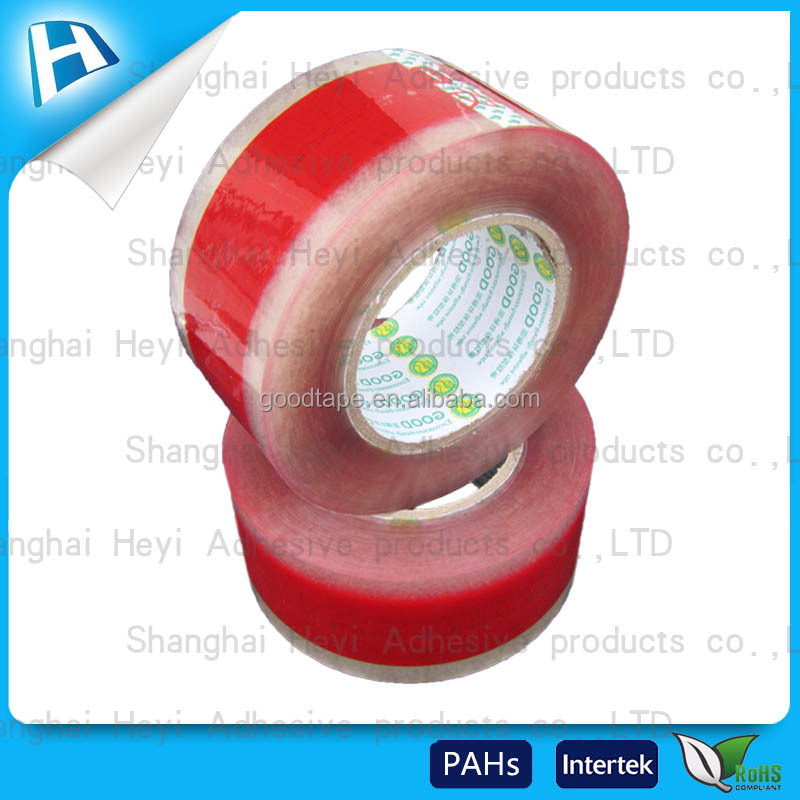 GOOD Brand printed opp adhesive packing tape