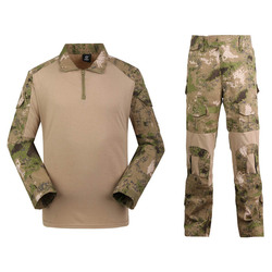 Military Tactical Camouflage Airsoft Combat Uniform USMC Operational Gear