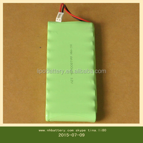 Welcome to orde OEM battery 1800 Ma 12V nickel metal hydride battery for Foot massage product