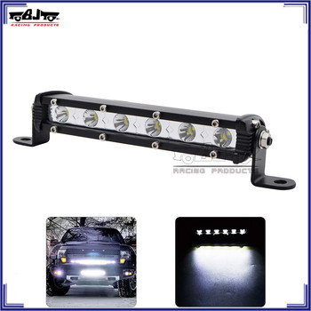 BJ-WOL-001 OffRoad SUV 18w led work light car led project lamp light Flood spot Light Bar