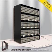 diy shoe rack display cabinet and showcase for handbags display racks for shoe shop