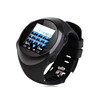 latest wrist watch mobile phone MQ88L touch screen smart bluetooth Sync SMS