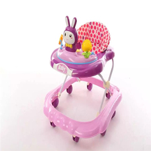 china facotry cheap price walker baby / 2017 new model baby walker parts / safe plastic round baby walker