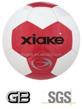 Thermal Bonded PU Soccer Ball 32 Panel Water Proof Seamless