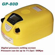 DC 12V 80Kpa high pressure electric air pump for boat