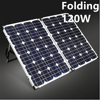 mono 200watt folding portable solar panel kit for camping equipment