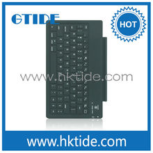Gtide 2014 Silicon keyboard with Leather Case for ipad air latest keyboard technology