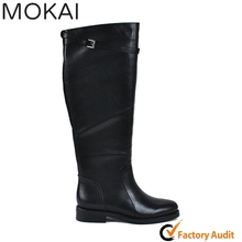 MK001-15H Genuine leather high quality over knee high boots winter boots for women