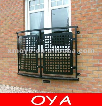 schmiedeeisen fenster balkon gel nder grill eisen sicherheit br stung und gel nder produkt id. Black Bedroom Furniture Sets. Home Design Ideas