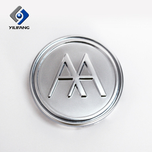 3D logo plastic ABS chrome custom badges car grill emblem badges