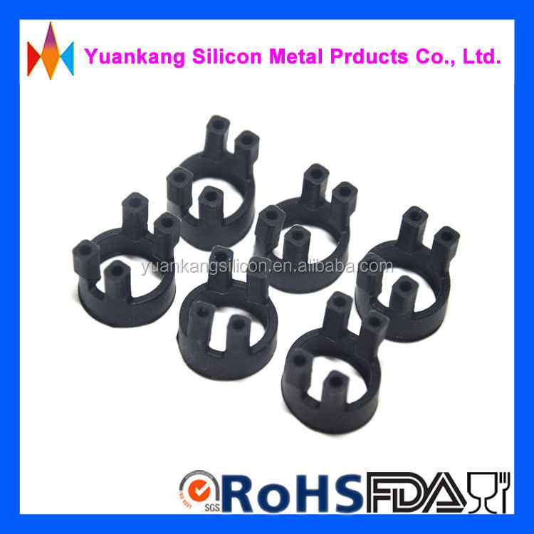 High quality rubber components for electromechanical